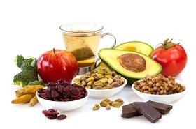 Znaczenie antyoksydantów w diecie.